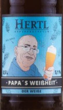 Papa' Weisheit