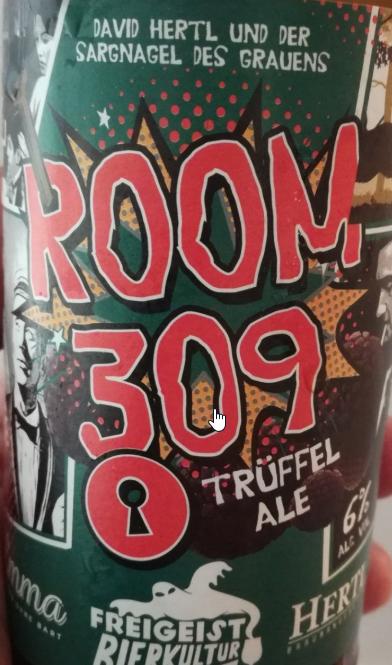 Room 309 Trüffel ale