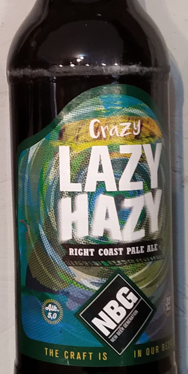 Crazy Lazy Hazy