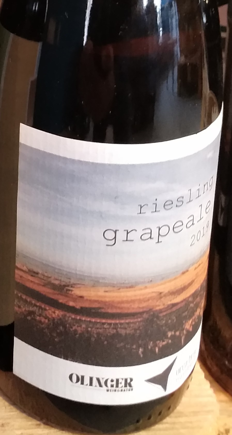 Riesling grapeale