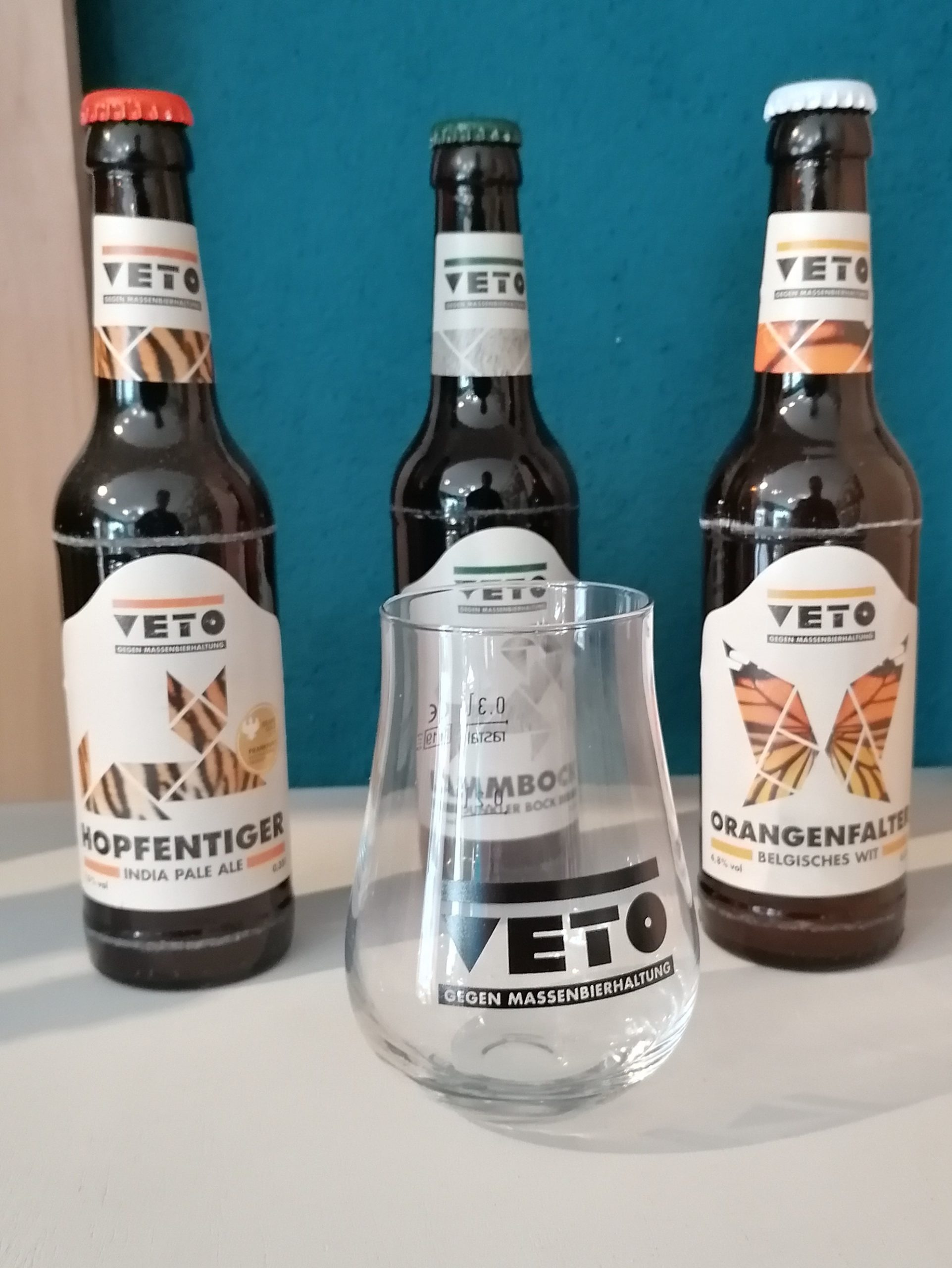 verre Veto