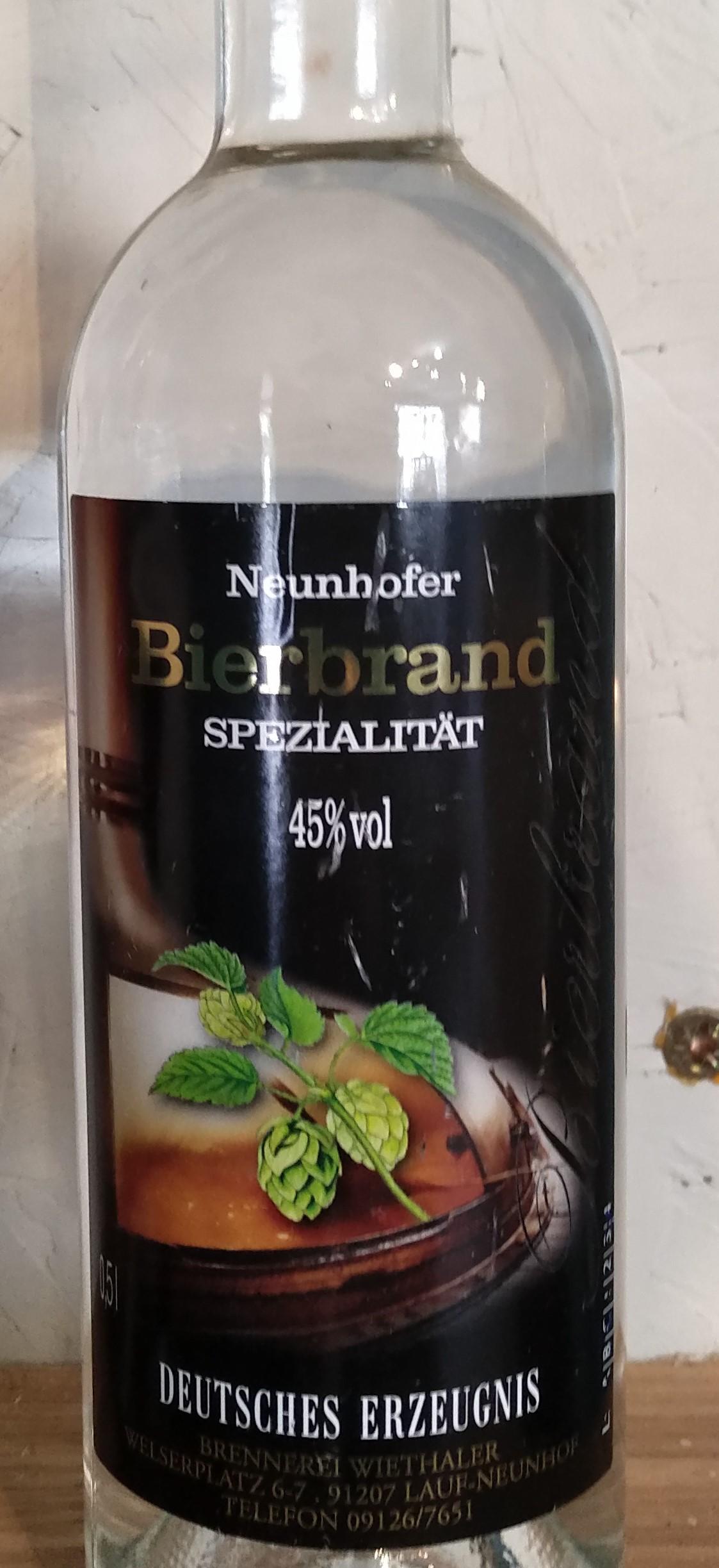 Bierbrand
