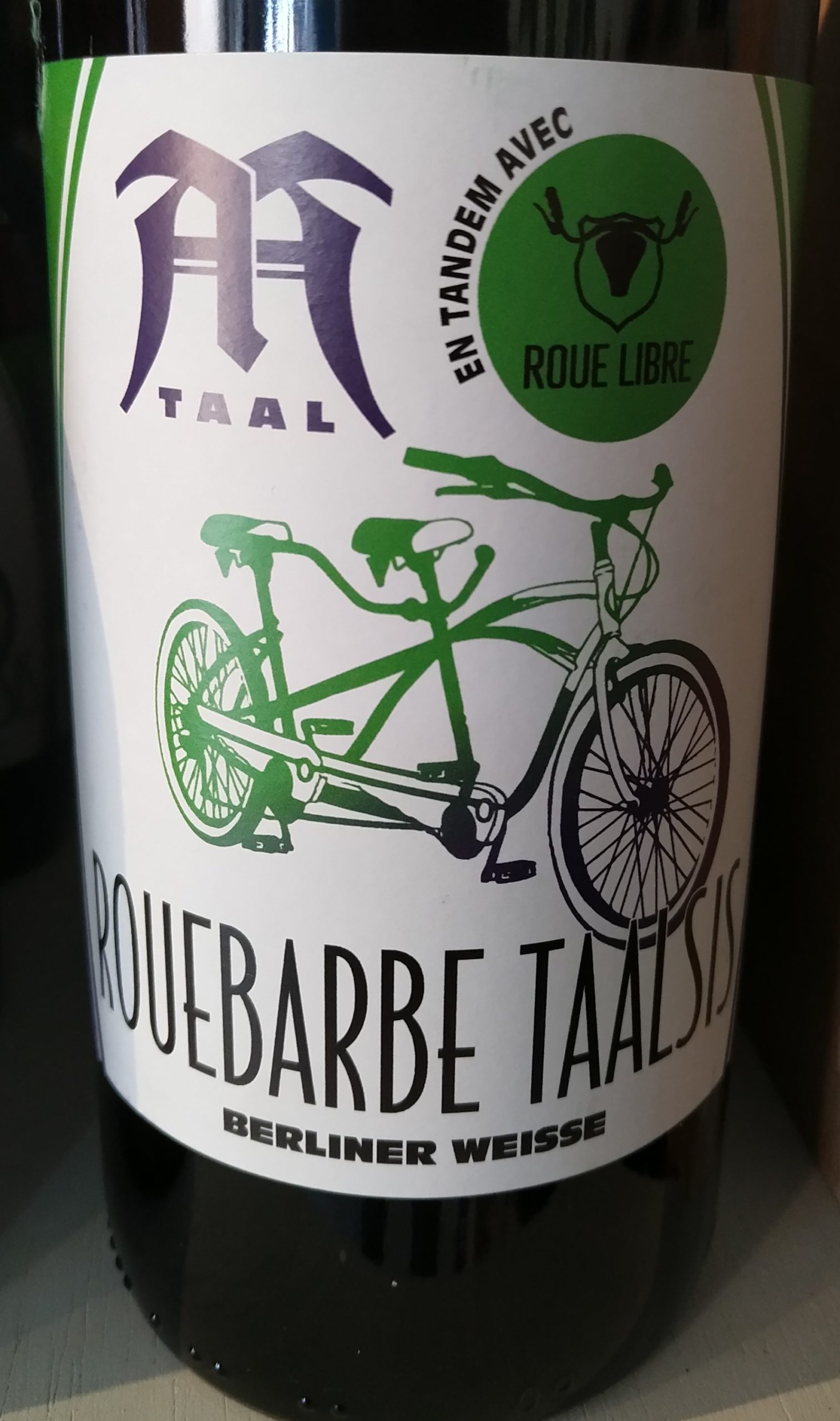 Rouebarbe Taalsis